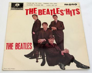 Beatles (The) THE BEATLES HITS 1963 UK  EP NEAR MINT AUDIO